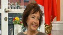 Коста Цонев попречил на Анахид да стане актриса
