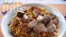 5 вкусни и бързи идеи с ориз и месо за вечеря