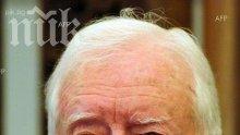 Джими Картър: Не навреждайте на обикновените руснаци със санкции