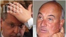 Тома Спространов се оженил за англичанка благодарение на бащата на Сергей Станишев