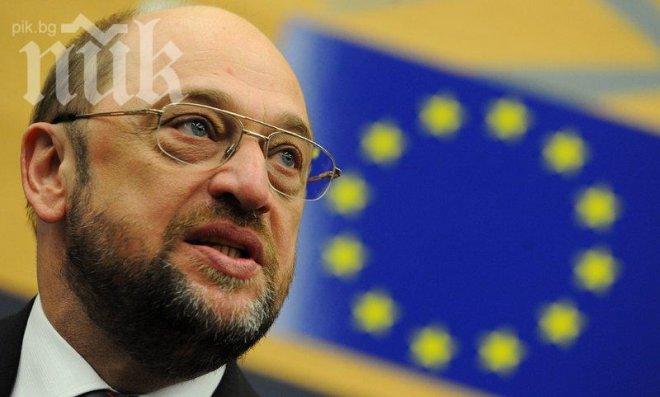 НФСБ: Шулц си затваря очите за грубо погазване на европейското законодателство