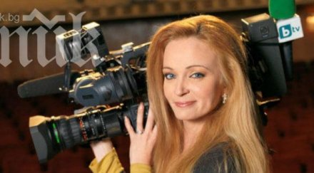 Гена Трайкова страдала от рядка болест, босове на телевизии се страхували да не припадне в ефир