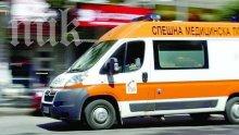 Автобус излезе от пътя край Варна