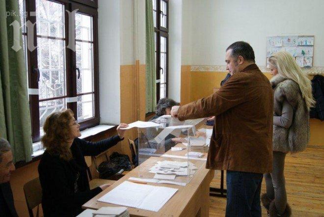 Слави Бинев: Гласувам за това българските патриоти да могат да имат глас в европейските институции