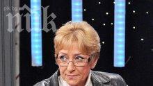 Клара Маринова се връща на екрана
