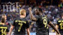 Лукаку и Азар сразиха Швеция, Белгия отново показа мощта си