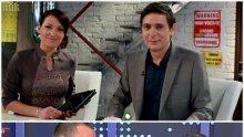 Войната Би Ти Ви - Нова започна! Антон Хекимян с по-висок рейтинг от Виктор и Ани