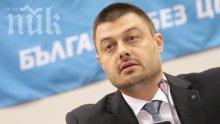 """Бареков: Кабинетът """"Орешарски"""" се превърна в правителство в сянка"""