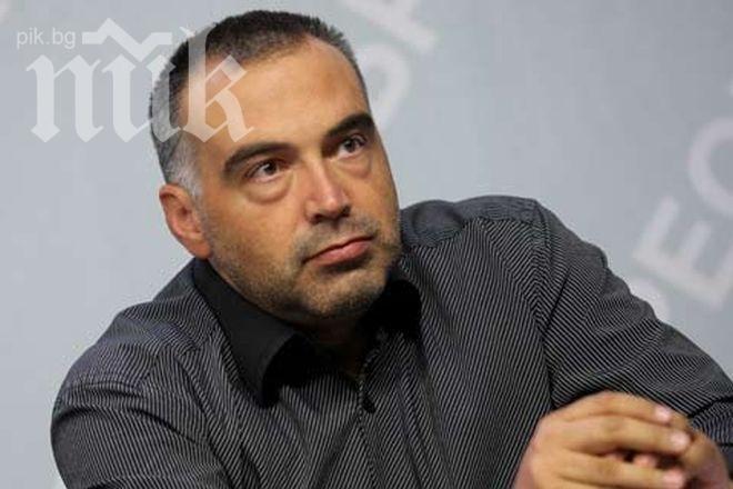 Депутатът от Коалиция за България Антон Кутев: Кой е Найо Тицин, че да иска оставка на Станишев?