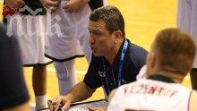 Георги Младенов обяви разширения състав за квалификациите на ЕвроБаскет 2015