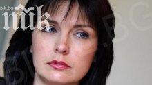 Жени Калканджиева съвсем посърна, ходи като сянка на светски събития