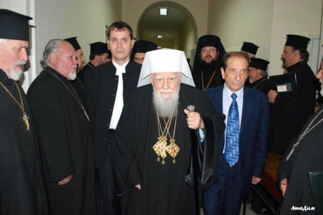 Стоян Крушкин – сянката на патриарха