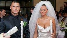 Топ 3 на най-грозните сватбени рокли на родните звезди (снимки)
