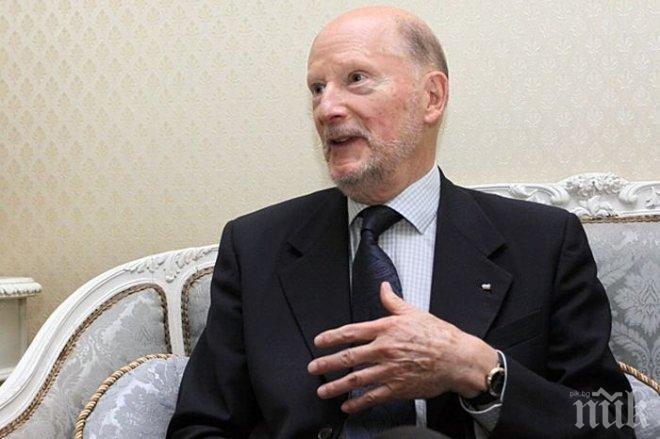 Симеон Сакскобургготски отпразнува 77-ия си рожден ден на Боровец