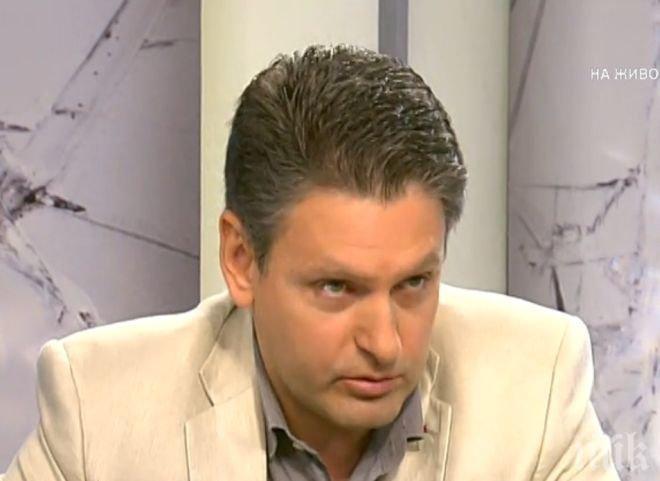 Издателят на в. Дума с шокиращо разкритие: Знаех още преди месец, че руската ВТБ иска да купи КТБ