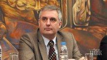 Калфин: Логично е Станишев да стане евродепутат. Той вече няма ресурс у нас