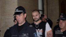 Осъдиха Марио Заека за палеж на кола и магазини