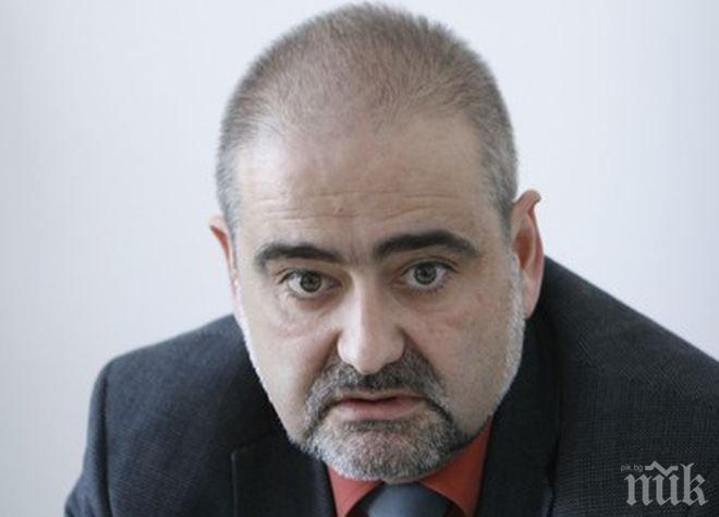 """Лидер в КНСБ поиска оставката на шефа на Агенция """"Пътна инфраструктура"""""""