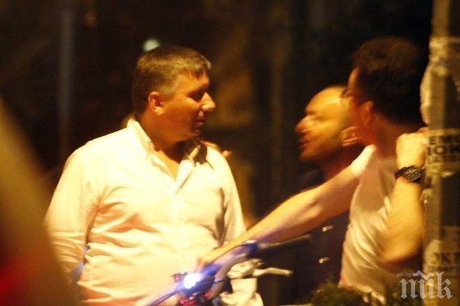 Ексклузивно и само в ПИК! Прокопиев и гостите му редят служебно правителство на конспиративна сбирка! Напускат ресторант в 3 часа посред нощ и проклинат люта ракия! (снимки)