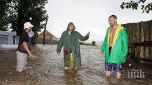 "Шок! Пороят отнесе и палатката на Калин Вельов в къмпинг ""Смокиня"" (снимки)"