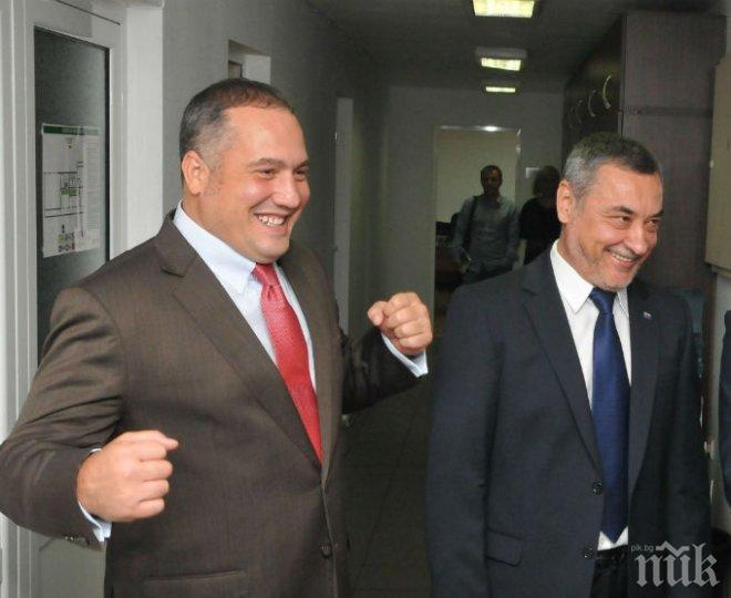 НФСБ се събира в Карлово, взима съдбоносно решение дали да се коалира с Бареков