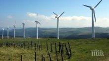 Строят гигантска вятърна ферма на крайбрежието на Англия