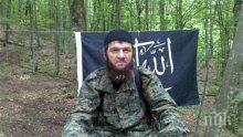 Кадиров показа мъртвия терорист Доку Умаров