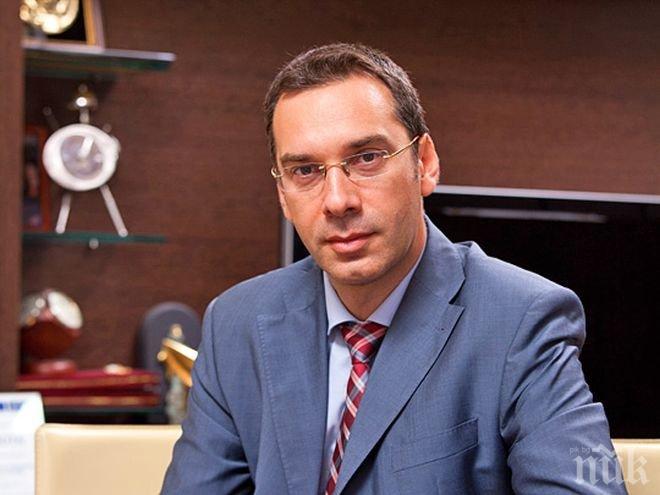 Извънредно! Димитър Николов може да поеме служебния кабинет. Вижте тогава кой е следващият кмет на Бургас