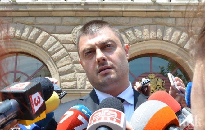 """Бареков ще прави """"индивидуални консултации"""" с президента за служебния кабинет"""