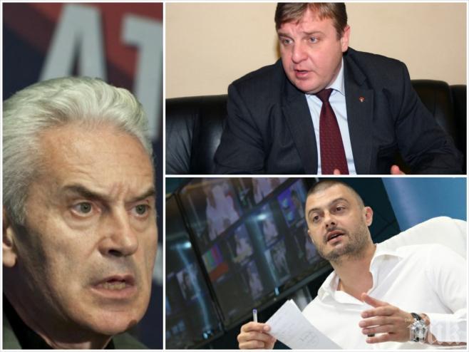 Волен: Когато Каракачанов е станал агент Иван, аз бях дисидент, но майната му!