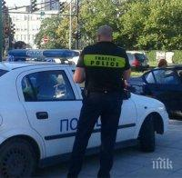 Челен удар между такси и БМВ в Благоевград, ранена е жена!