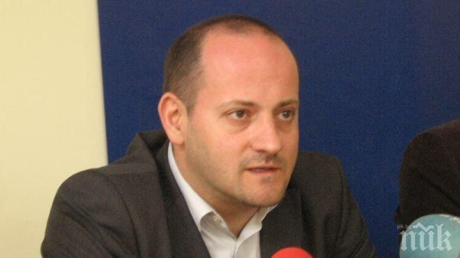 Радан Кънев пак поиска правосъдна реформа и Велико Народно събрание