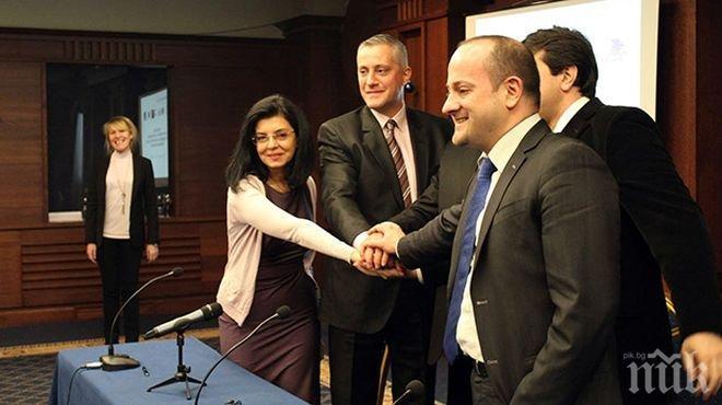 """Реформаторите отговориха на """"Зелените"""", преговорите продължават, очаква се Меморандум"""