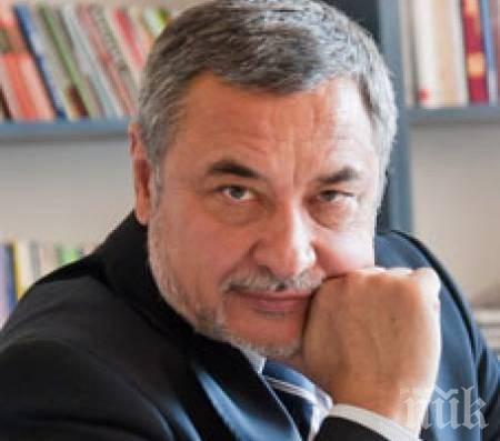 Валери Симеонов: ДПС се оказаха най-големите брокери в купуването на гласове