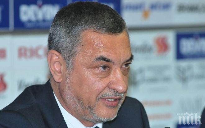 Валери Симеонов: В Турция се извършват брутални фалшификации на изборите в полза на ДПС!