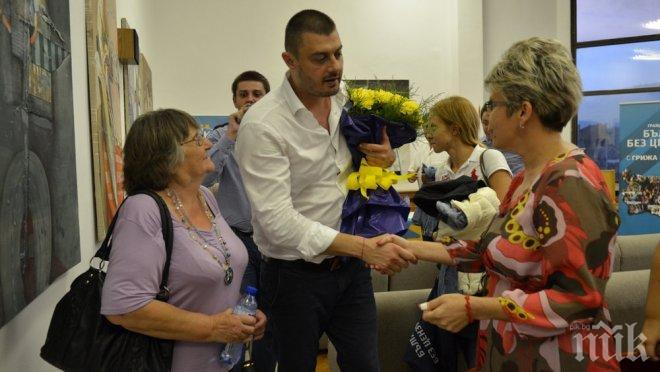 Бареков в Севлиево: ББЦ води битка за третото място в парламента