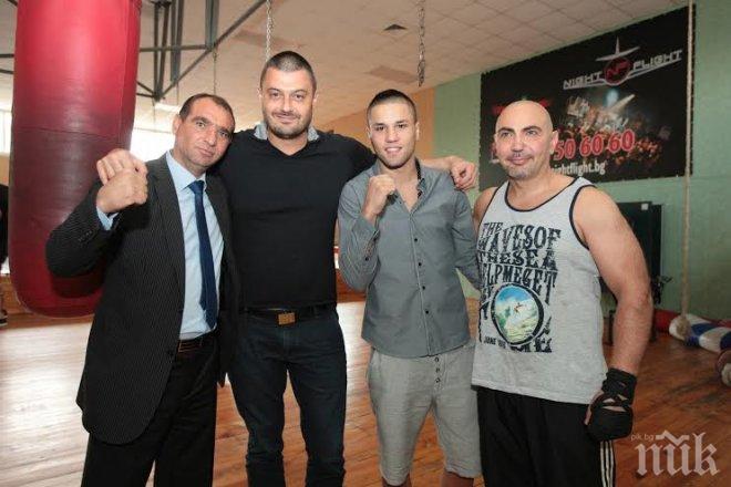 Росен Петров предизвика Бойко Борисов на ринга