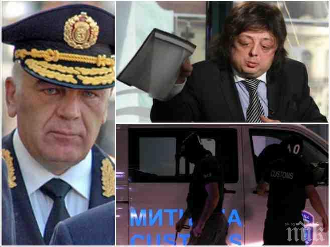 """Бомба в ПИК! Шефът на """"Антимафия"""" разкри нови скандални факти около дейността на Ваньо Танов! Вижте жестоки факти за хероина, акцизите и митните сборове!"""