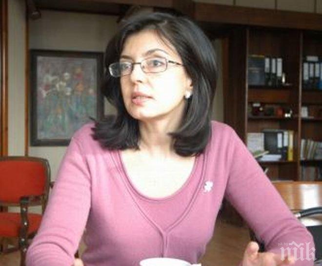 Кунева: Утре наши делегати няма да присъстват на Конгреса на Реформаторския блок