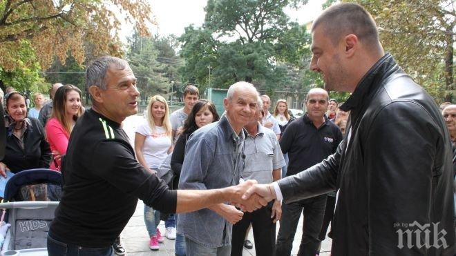 "Бареков се обяви за АЕЦ ""Белене"" и 7-и блок в Козлодуй"