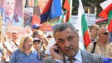 Валери Симеонов пред ПИК: Арогантността на Бареков започна да дразни, той вече е политически труп! ДПС е мафиотска структура!
