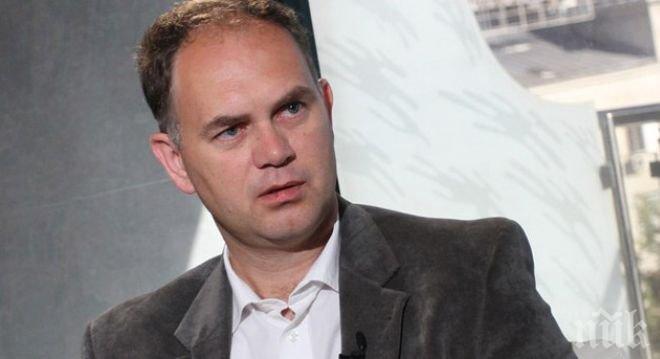 Кадиев се усъмни, че блокадата на границата е конспирация между Бареков и ДПС