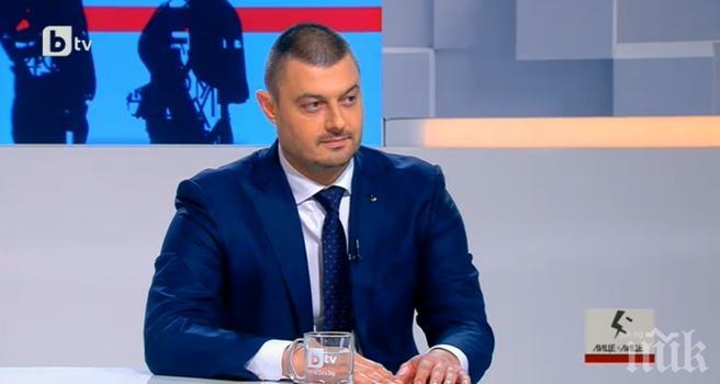 Николай Бареков: Правителство център-дясно е по-добрият вариант за страната