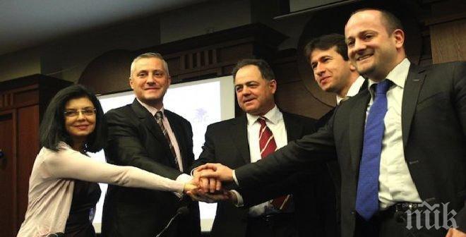 Реформаторският блок с единна позиция - ще настояват Борисов да не е премиер