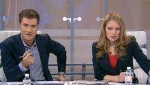 Кофти гаф в ефира на ТВ7! Водещ честити рождения ден на покойния патриарх Максим