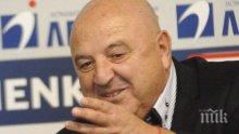 Венци Стефанов пред ПИК: Всички вкупом сме виновни за провала, егото на Любо Пенев е огромно и той трябва да си ходи, но и футболистите нямат желание