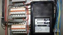 Хванаха крадец на ток в село Научене