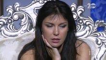 """Ужас във """"ВИП Брадър""""! Жени Калканджиева на системи в Къщата заради бъбречна криза"""