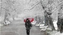 В Македония падна първият сняг