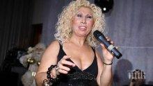 Силвия Кацарова празнува без Кеца